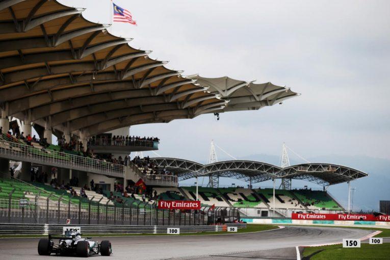 F1   【タイム結果】F1第15戦マレーシアGP フリー走行2回目