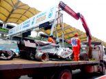F1 | F1 Topic:グロージャンのクラッシュを受け、FIA「今夜、すべての側溝のフタをチェックする」
