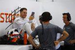 F1 | バンドーン「アロンソのタイムで新空力パッケージの進歩を確認」マクラーレン・ホンダF1 マレーシア金曜