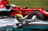 F1 | メルセデスとフェラーリの力関係は五分と五分、F1日本GPはベッテル逆転の可能性を秘めた重要な一戦