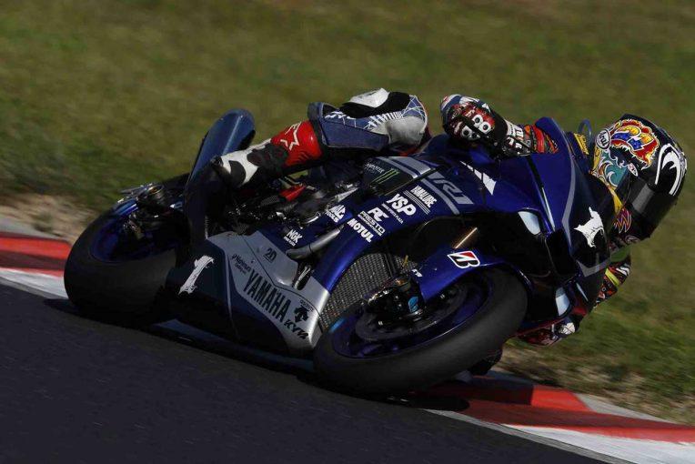 MotoGP | 中須賀が7年連続ポール獲得。モリワキの高橋がフロントロウ/全日本ロード第8戦岡山予選