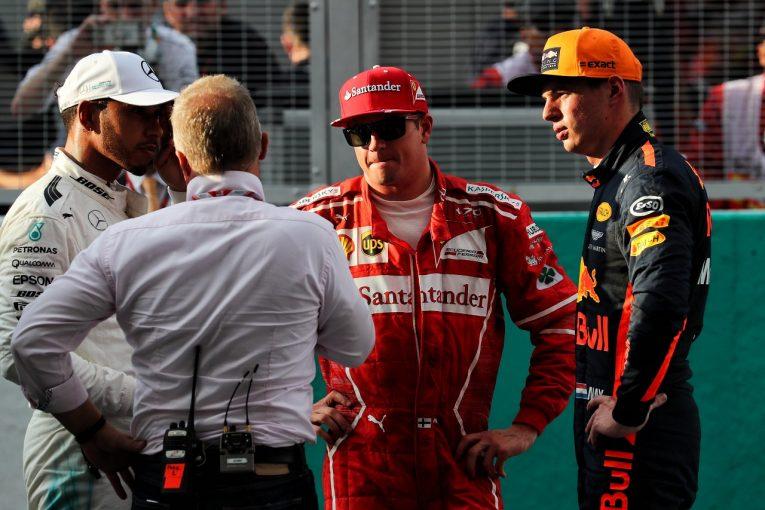 F1 | フェルスタッペン「今回はサンドイッチされずにいい結果を出したい!」:レッドブル F1マレーシア土曜