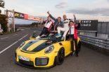 クルマ | ポルシェ911 GT2 RSがニュル北コースで911の歴代最速タイムをマーク
