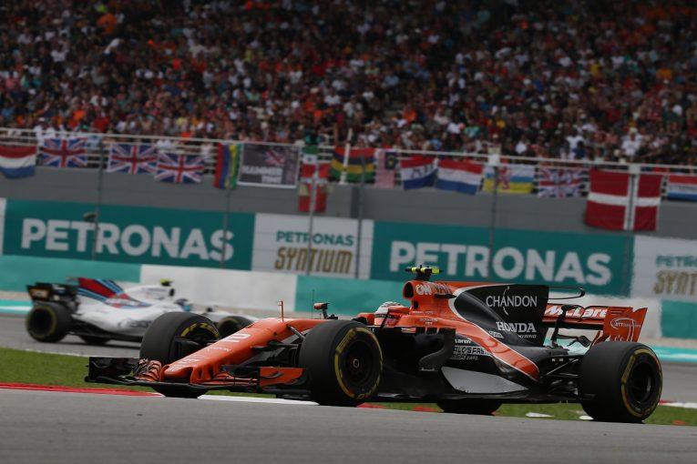 F1 | ホンダ「この入賞がパワーユニットとマシンの進歩を証明。鈴鹿に勢いをつなげたい」F1マレーシア
