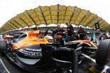 F1 | バンドーン「今までで一番のレースができた。7位を守り切れるなんて最高の結果だ」マクラーレン・ホンダF1