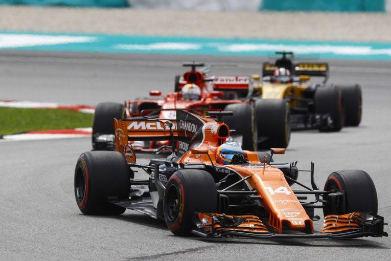F1 | マクラーレン「鈴鹿に期待できる要素をたくさん見つけることができた」/F1マレーシア日曜