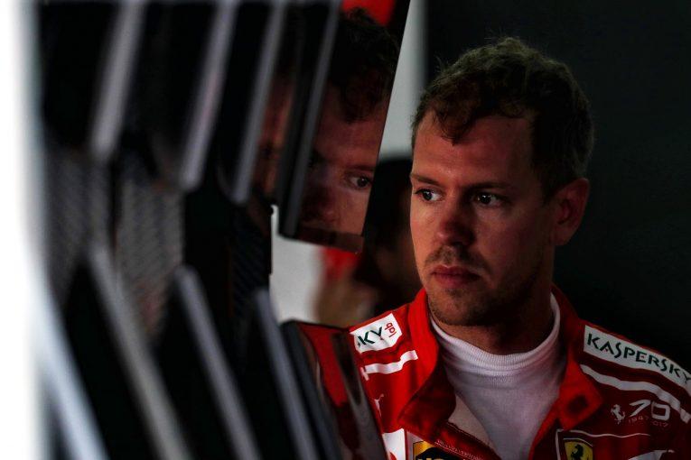 F1 | ベッテル「マシンが速いから悲観的にはなっていない。日本GPでの降格は避けたいけれど…」フェラーリF1