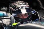 F1 | ボッタス「新空力パッケージの効果が感じられなかった。課題が多い」:メルセデス F1マレーシア日曜