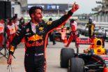 F1 | リカルド「ベッテルとのバトルをもう少し長く楽しみたかった」:レッドブル F1マレーシア日曜