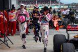 F1 | ペレス「早い段階でバンドーンをパスしたことが6位の好結果につながった」フォース・インディアF1