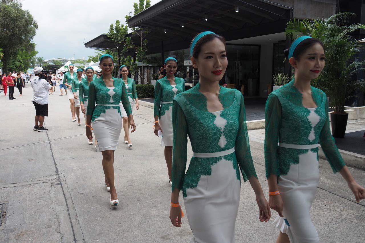 F1第15戦マレーシアGP 現地情報2回目