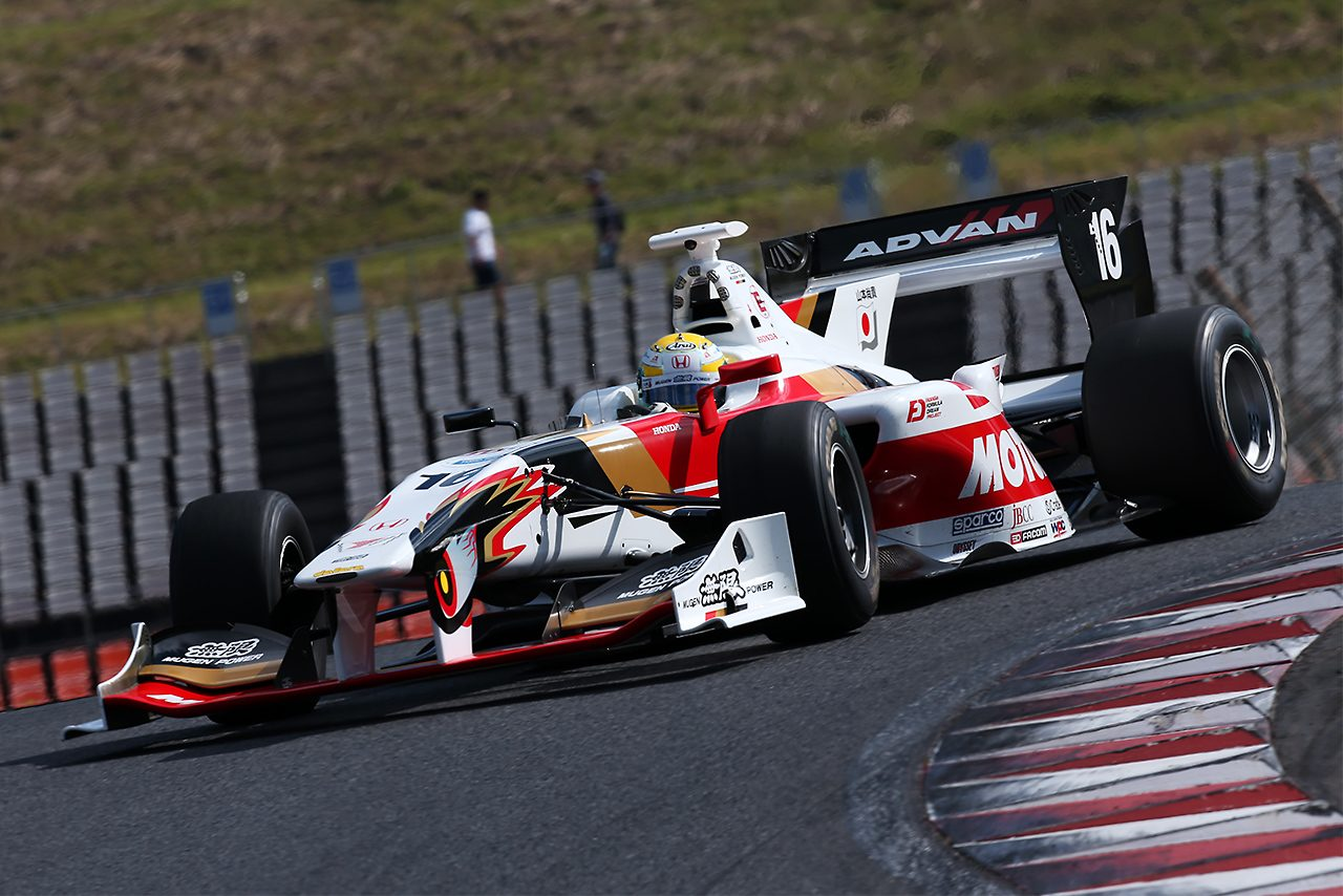 山本尚貴が春にはパパに。「サポートもしっかりしつつ、レースを全力で戦っていく」