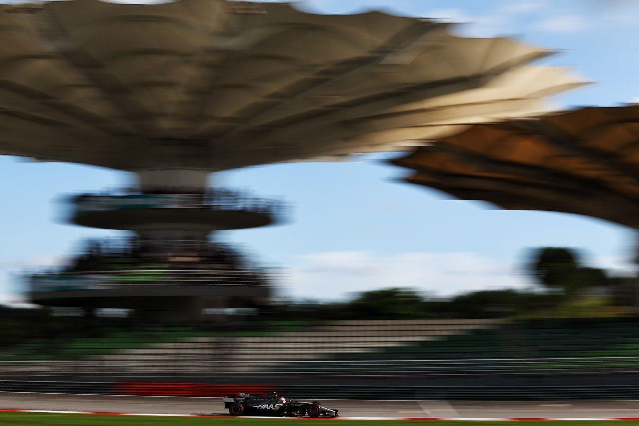 2017年F1第15戦マレーシアGP