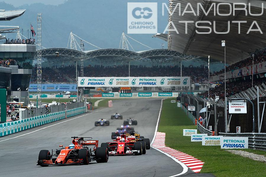 Shots!F1マレーシアGP 日曜