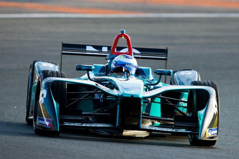 海外レース他 | フォーミュラE:バレンシアでプレシーズンテスト開幕。ターベイ最速、ローゼンクビストが4番手