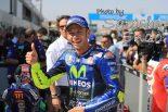 モタスポブログ | MotoGP現地トピックス:負傷した状態でトップ争いを展開したロッシ。ケガは軽傷だったという声も?