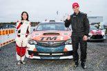 ラリー/WRC | トヨタ若手育成の足立さやか、フィンランドラリー参戦初年度をランキング3位で終える