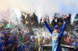海外レース他 | NASCAR第29戦:カイル・ブッシュが残り2周で逆転連勝。トヨタ、プレーオフ3連勝