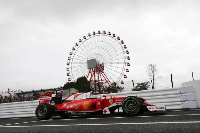 F1   【今宮純のF1日本GPプレビュー】もう後がないベッテル、打倒ハミルトンに必要なキミのサポート力