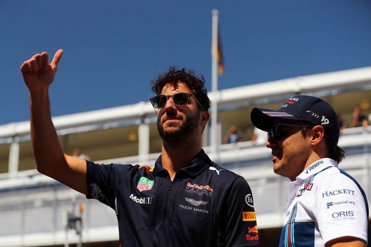 F1 | 【F1日本GP特集】SNSまとめ:リカルドが先輩と念願の寿司屋へ。アロンソからファンの皆に「ありがとう」