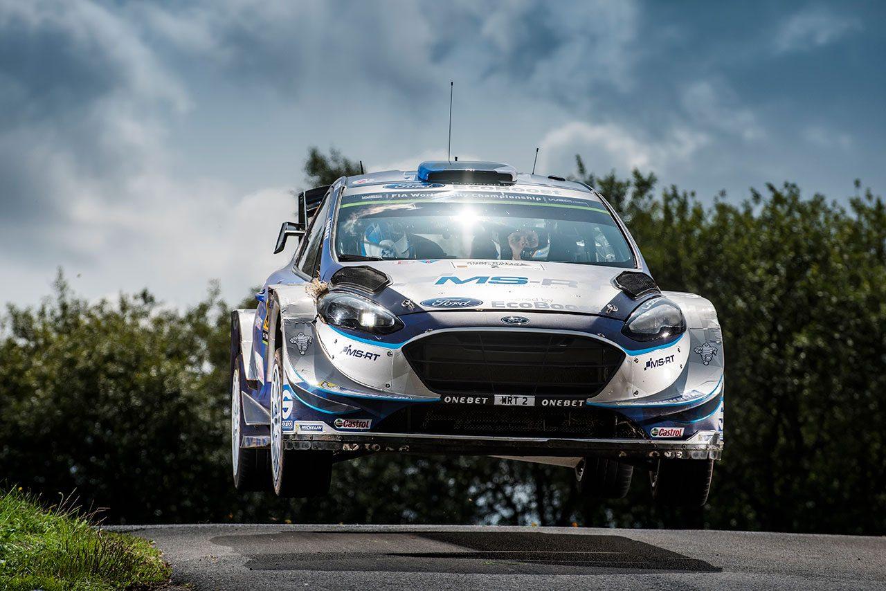 トヨタの若手ラッピ「ラリー・スペインはタイプが完全に異なる1戦」/WRC第11戦スペイン事前コメント