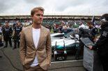 F1 | ロズベルグ、解説者としてF1日本GPに参加「日本のファンに改めて感謝の気持ちを伝えたい」