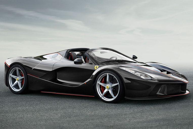 クルマ | 『LaFerrari Aperta』国内初披露も。フェラーリ創立70周年記念イベントが10月12日開幕