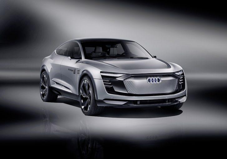 クルマ | アウディ、東京モーターショーでEVコンセプト『エレーヌ』など5台をジャパンプレミア