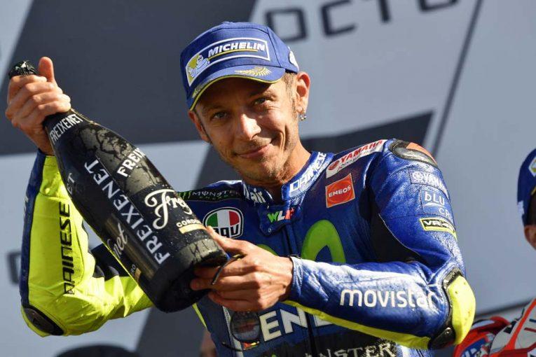 MotoGP | 【MotoGP日本GP注目ライダー】脅威の復活を遂げたロッシ。もてぎでタイトル争いに返り咲けるか
