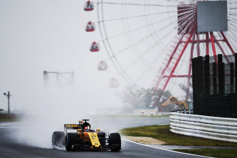 F1 | 【タイム結果】F1第16戦日本GP フリー走行2回目