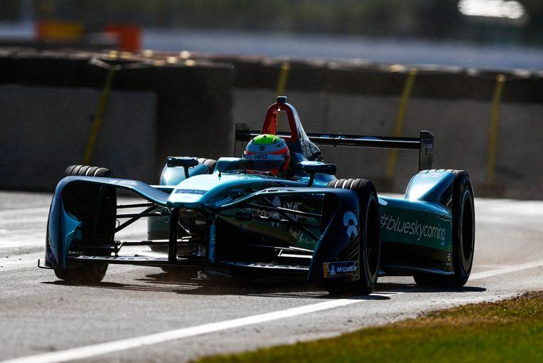 海外レース他   フォーミュラEプレシーズンテスト:最終日は再びNIOのターベイがトップを奪取