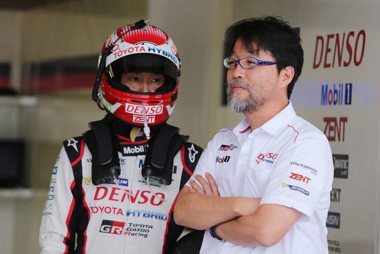 8月からTMGとチームの代表に就任した村田久武氏