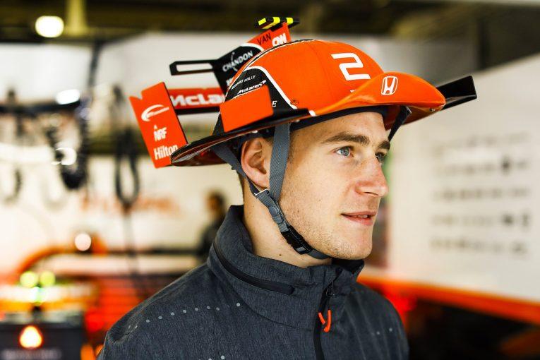 F1   バンドーン「予選がかなり重要。天候がどうあれ好結果を目指す」マクラーレン・ホンダF1日本GP