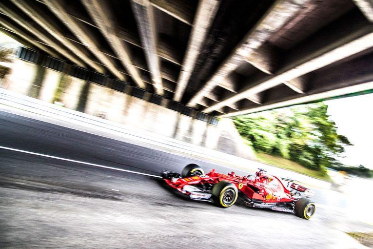 F1 | セクター1はまだまだ伸びしろあり、雨天となったF1日本GPの初日はベッテル先行【今宮純の視点】