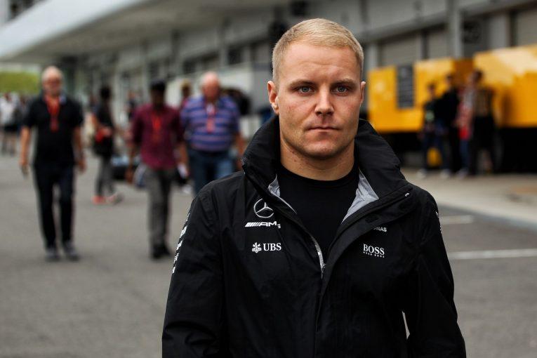F1 | ボッタス、向上の兆し見えるも、ギヤボックス交換で5グリッド降格へ/F1日本GP金曜