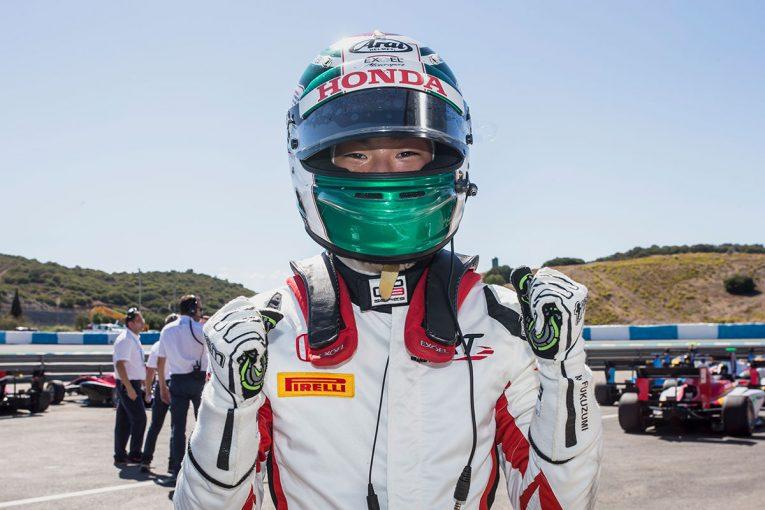 海外レース他 | 福住仁嶺がポールポジションを獲得【順位結果】GP3第7戦スペイン予選