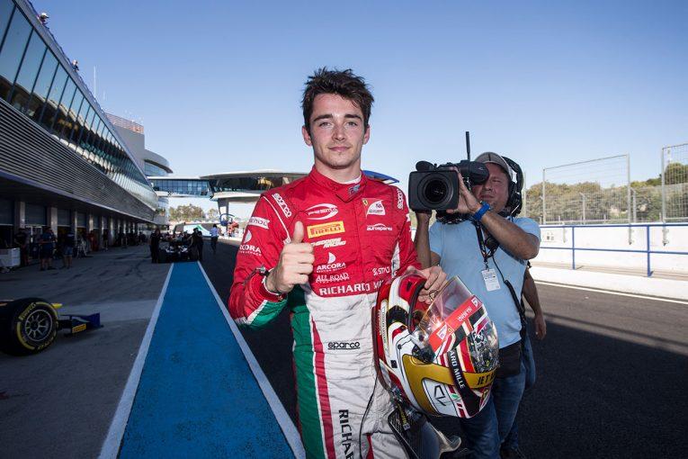 海外レース他   【順位結果】FIA F2第10戦スペイン予選