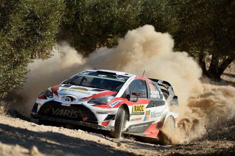 ラリー/WRC | WRC:グラベルに苦戦のトヨタ、ターマックでの巻き返しに期待も「ラトバラのリタイアは残念」