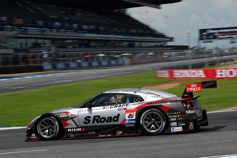 スーパーGT | 公式練習はS Road GT-Rが最速/【タイム結果】スーパーGT第7戦タイ 公式練習