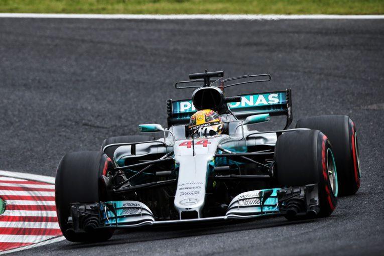 F1 | 【順位結果】F1第16戦日本GP予選
