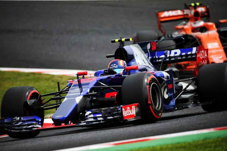 2017年F1第16戦日本GP、TV放送&タイムスケジュール