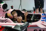 モタスポブログ | フォース・インディアのマシンに乗ってしまいました!/笠原美香の『F1日本グランプリにやってきた!ョ』 Part 3
