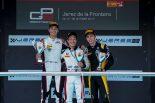 海外レース他 | 福住仁嶺がポール・トゥ・ウイン【順位結果】GP3第7戦スペイン決勝レース1