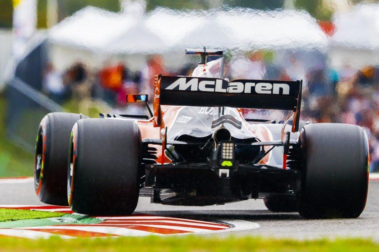 F1 | マクラーレン「バンドーンはもちろん、最後尾スタートのアロンソにもチャンスはある」/F1日本土曜