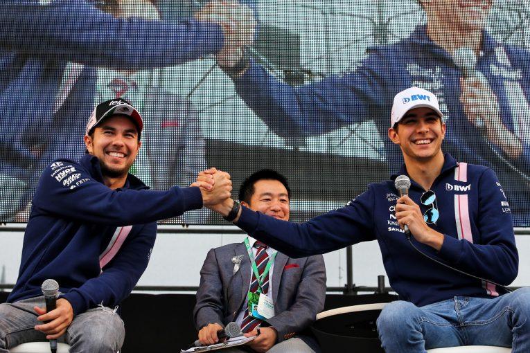 F1 | ペレス「中団争いを余裕で制することができ大満足」:フォース・インディア F1日本土曜