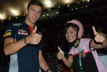 モタスポブログ | 鈴鹿前夜祭の盛り上がりも最高潮!/笠原美香の『F1日本グランプリにやってきた!ョ』 Part 4