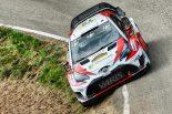 ラリー/WRC | WRC:トヨタ、期待通りの走りでポジションアップに成功。「素晴らしい一日になった」とマキネン