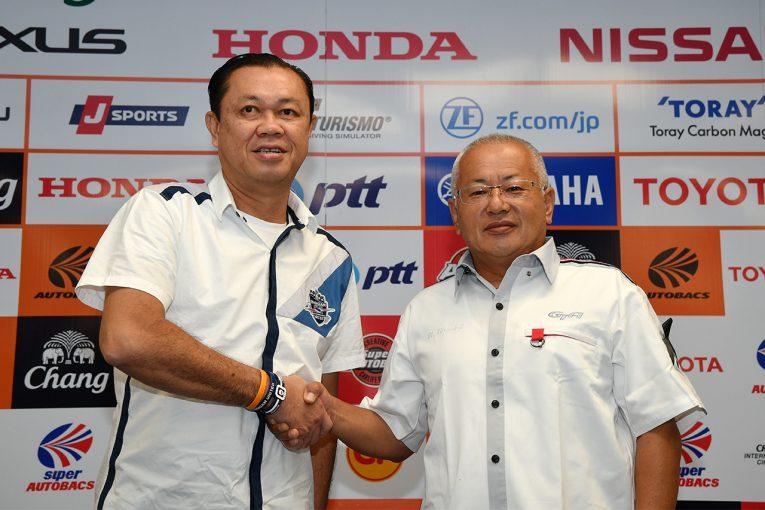 スーパーGT | タイでのスーパーGT開催は「今後も一緒に」。モータースポーツ発展への寄与目指す