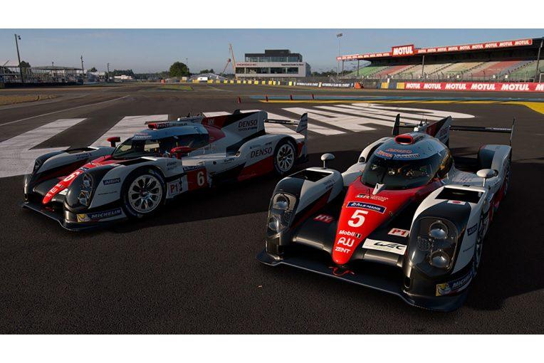 ル・マン/WEC | モータースポーツファンも絶対楽しい! 『GT SPORT』収録車種にあのレーシングカーも