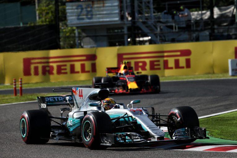 F1 | 【順位結果】F1第16戦日本GP決勝